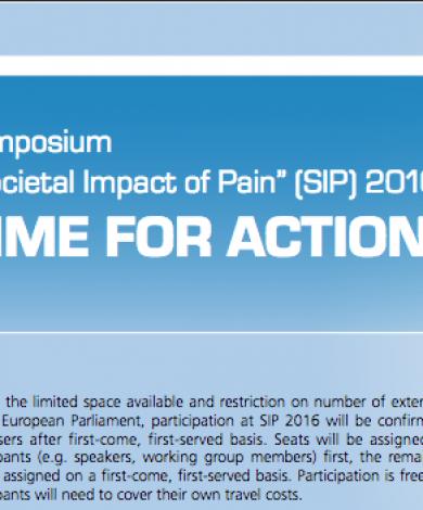 impact of pain-symposium-2016